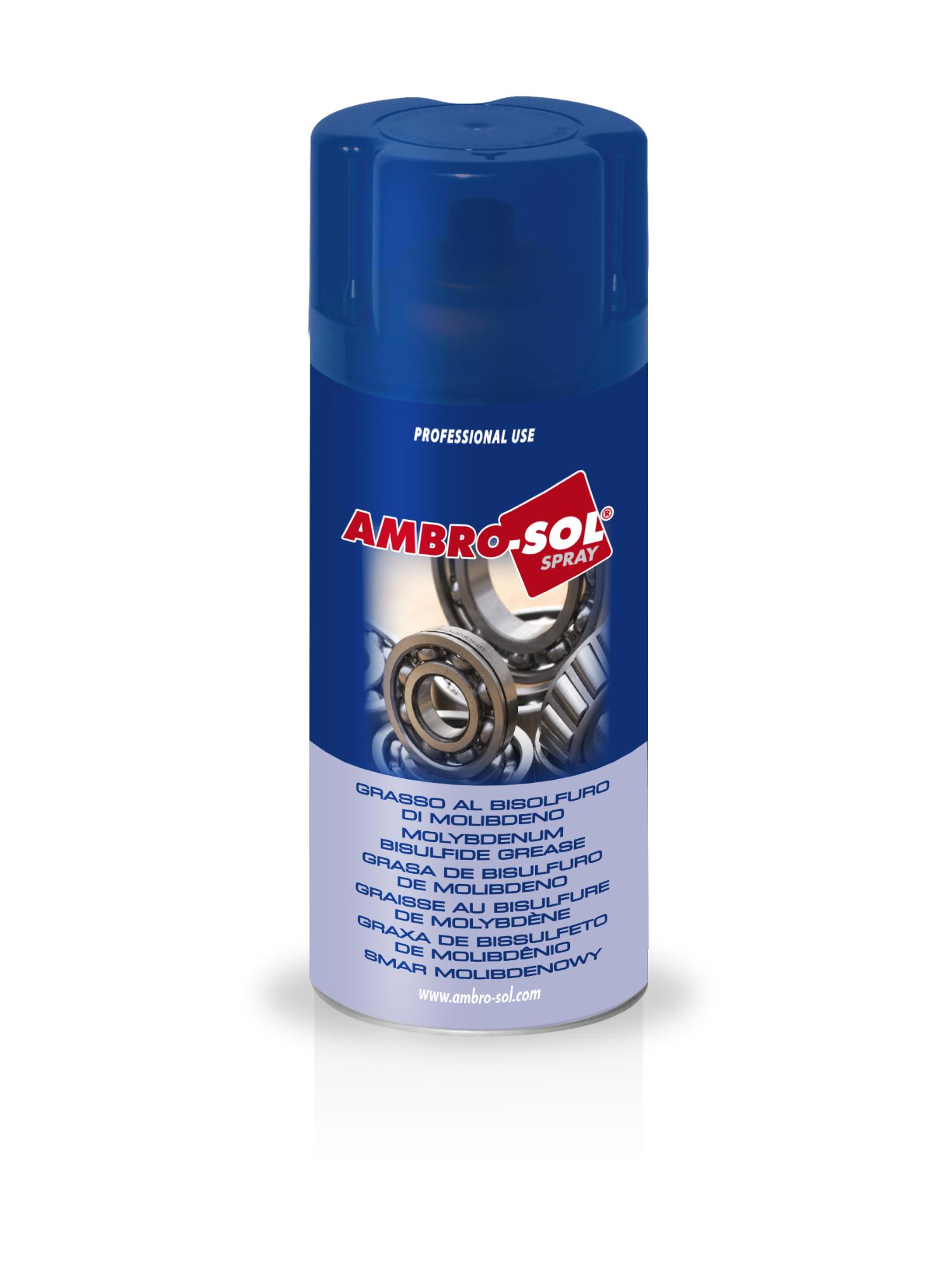 Mazací sprej MOS2 400 ml