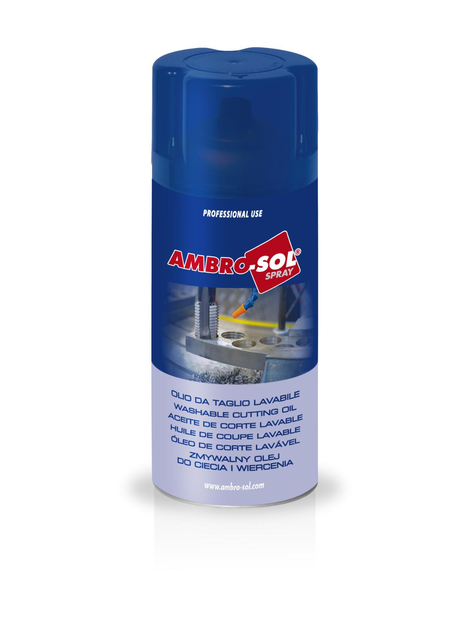 DOPREDAJ Umývateľný vŕtací a rezný olej 400ML