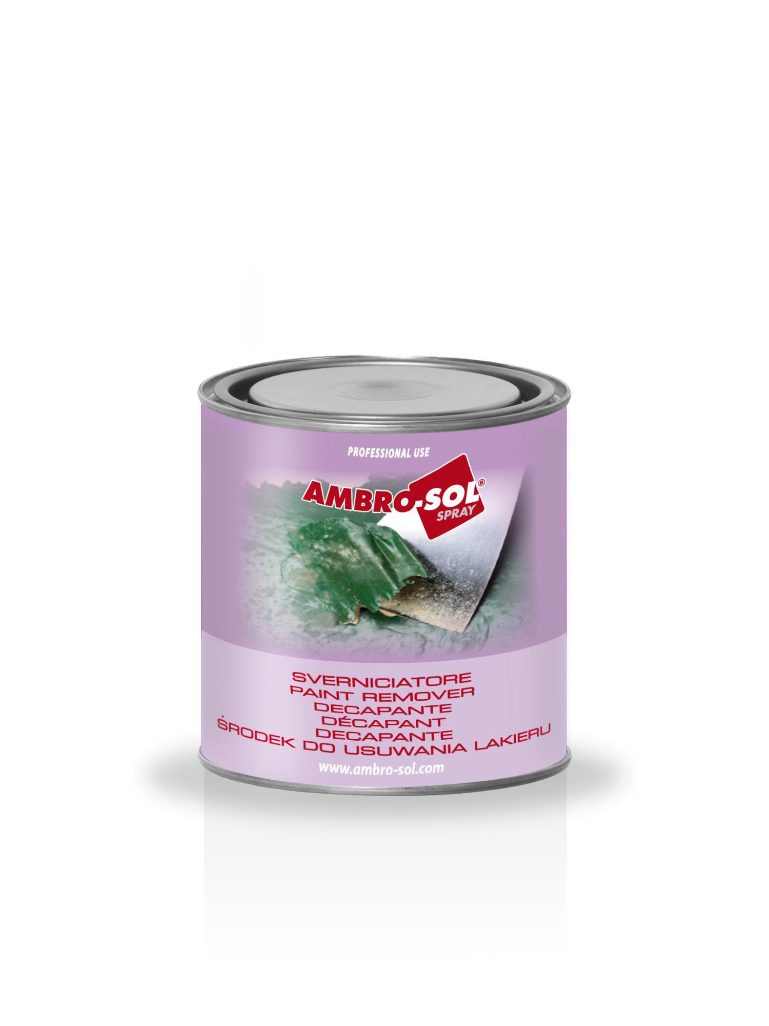 Odstraňovač lakov a farieb 750 ml