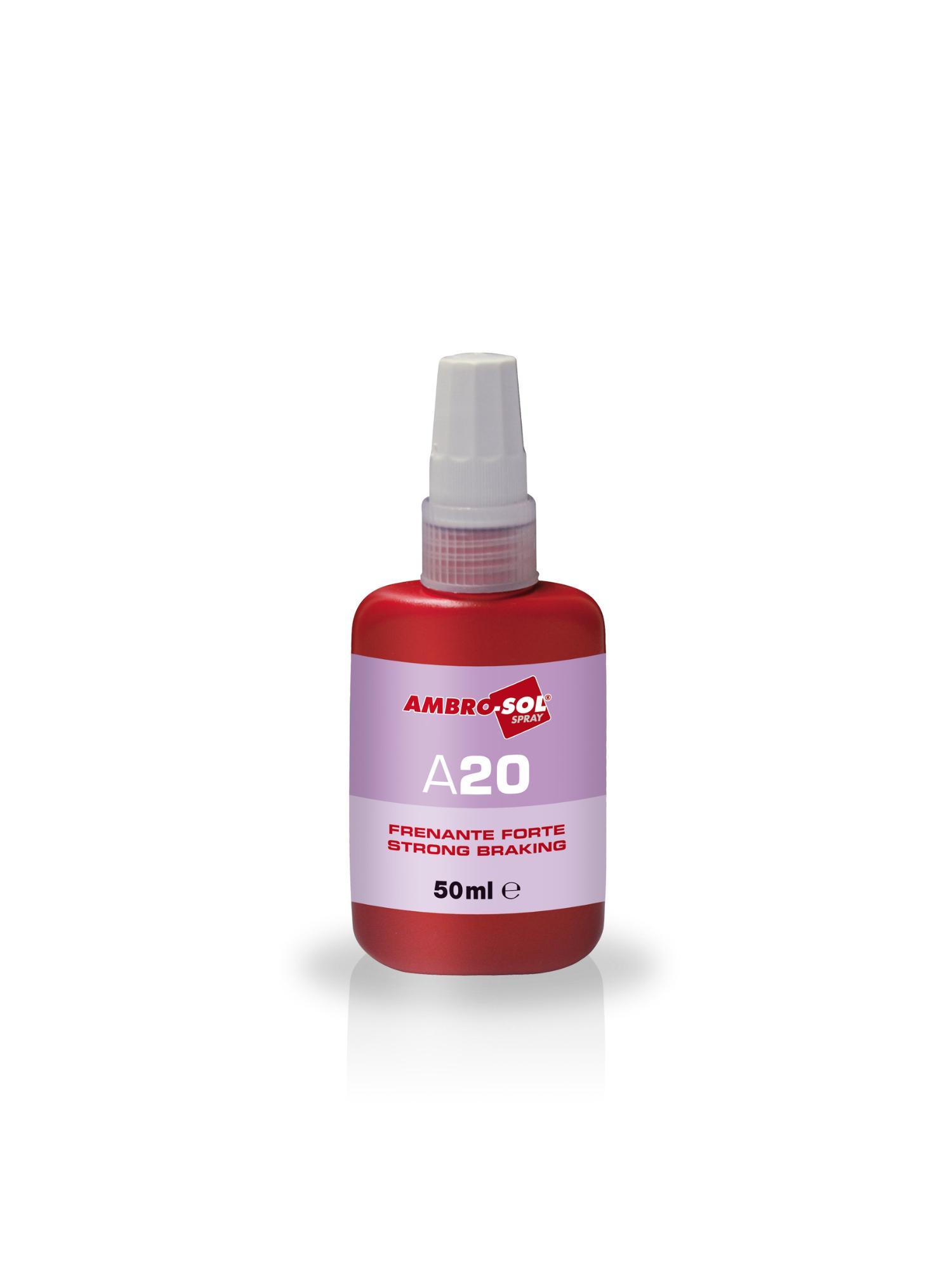 Poistenie závitov A20 STRONG - vysoké 50 ml