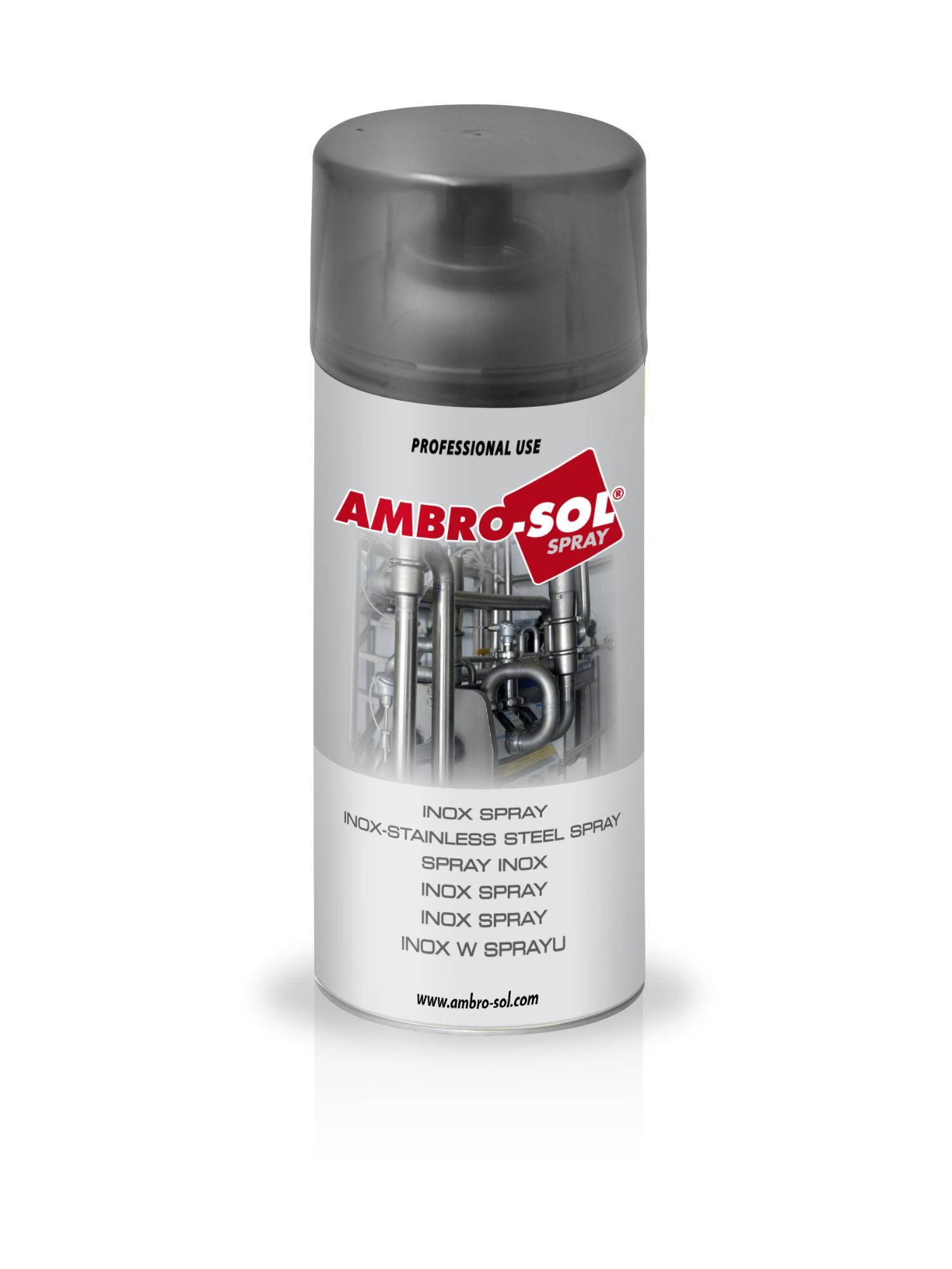 Nerez - Inox sprej 400 ml