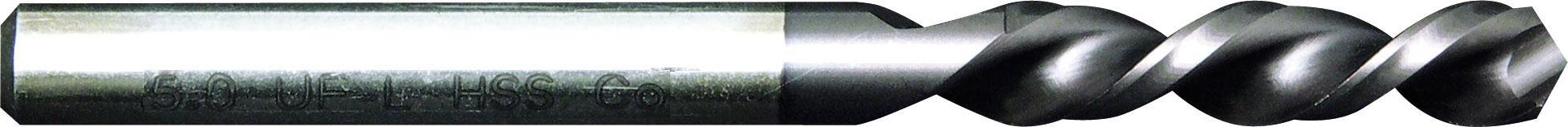 Špirálový vrták HSS-Co ATN DIN 1897 Typ UF-L 9,5 mm