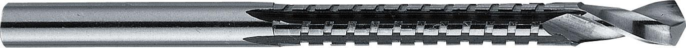 Vrták - telo fréza HSS 6x90 mm