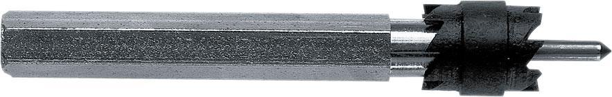 Vrták na bodové zvary HSS-Co komplet L 72 mm