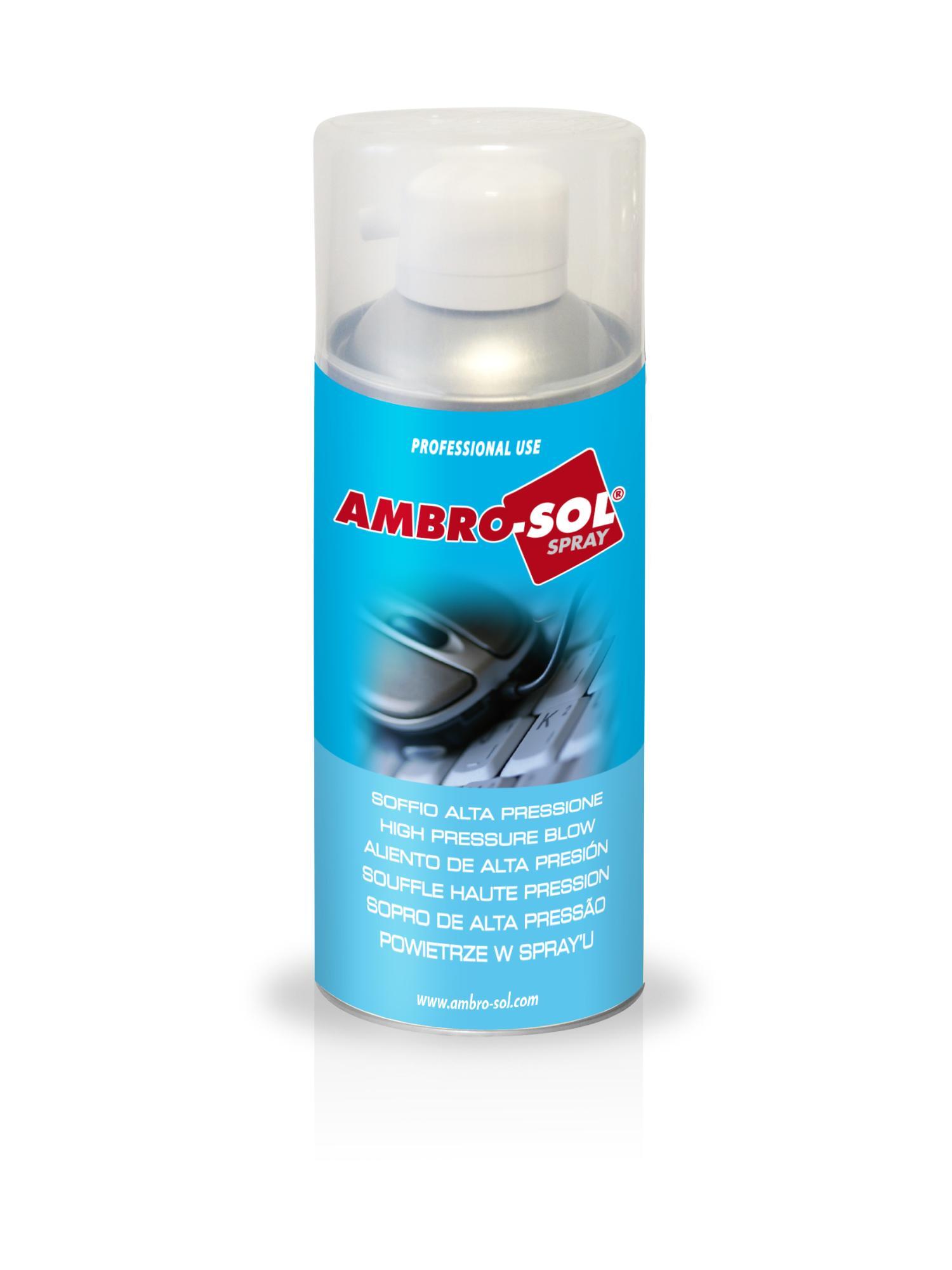Air clean vysokotlaký čistič 400 ml
