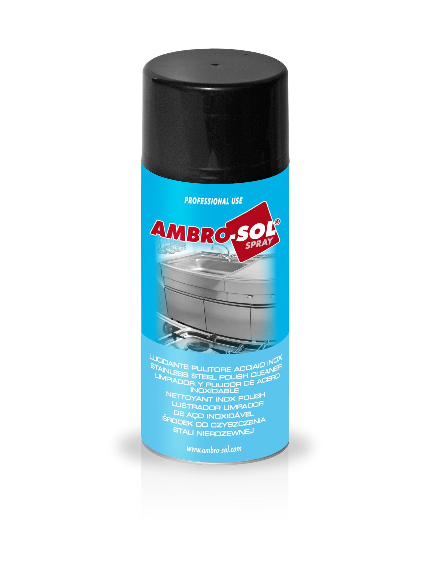 Čistič na nerez - INOX 400 ml