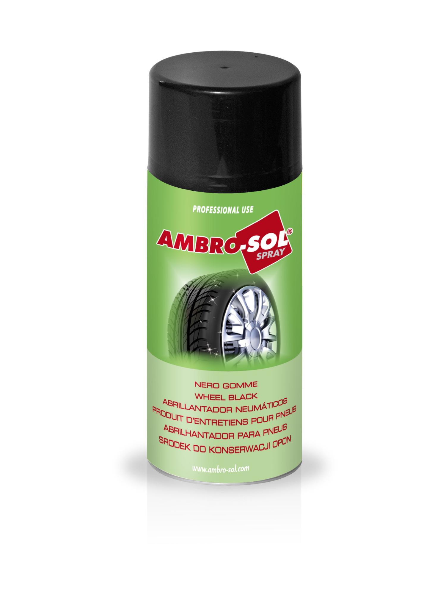 Ochranný sprej na pneumatiky 400 ml