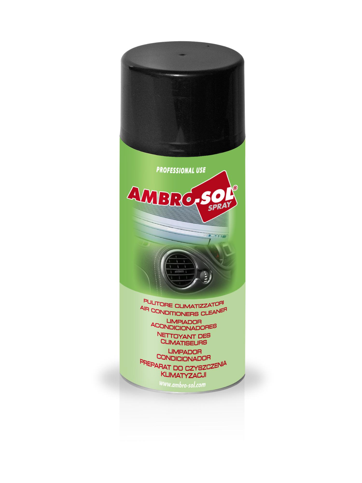 Čistiaci sprej na klimatizáciu 400 ml