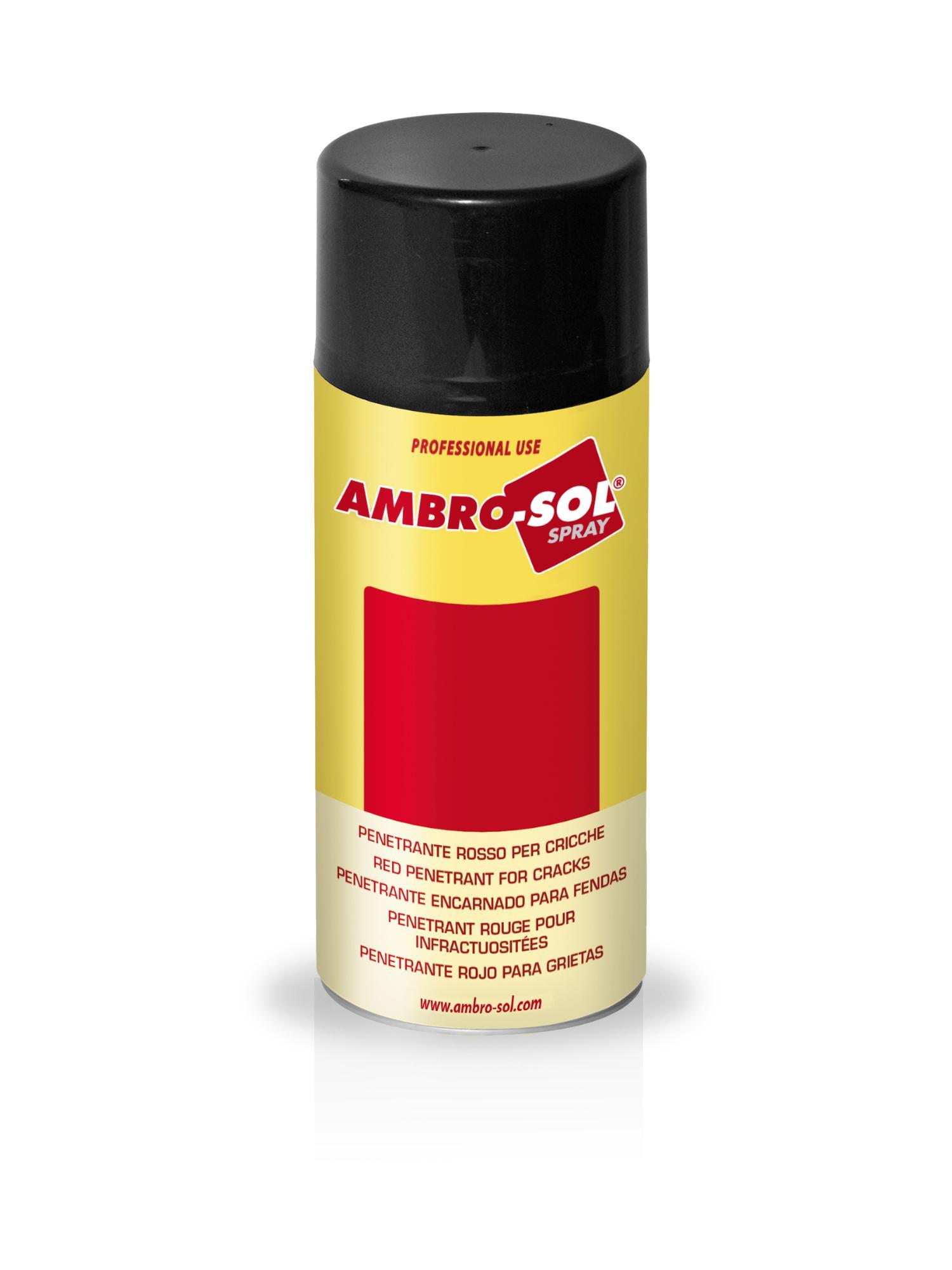 Červená farba pre trhliny 400 ml