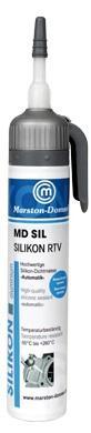 MD-Silikon hliníkový automatický catridge 200ml