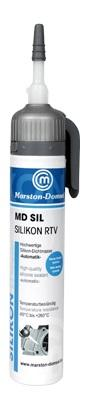 MD-Silikon transparent automatický catridge 200ml