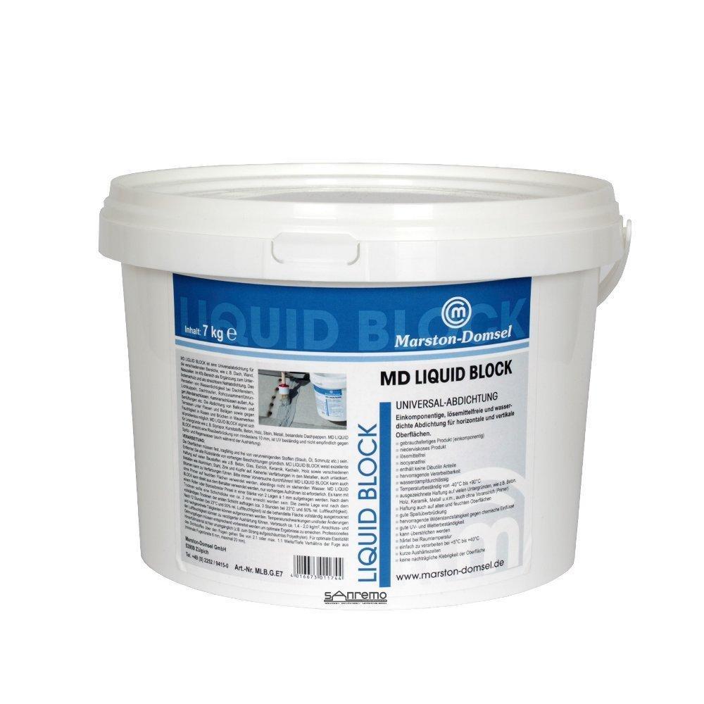 MD-Liquid Block šedý vedro 7kg