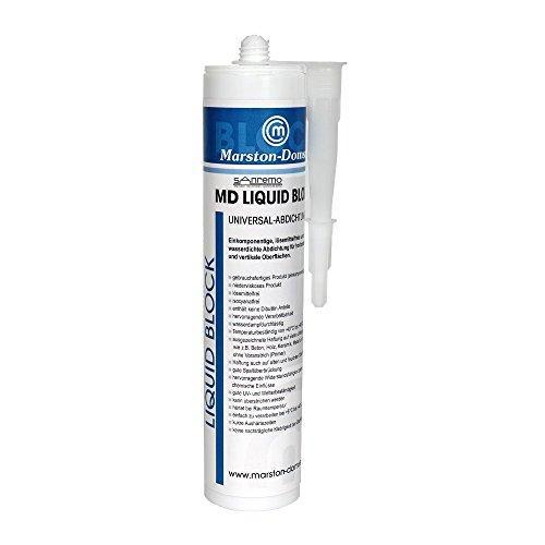 MD-Liquid Block šedý kartuša 220g
