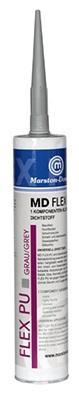 MD-FLEX-PU šedý kartuša 360g