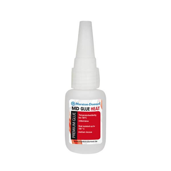 MD PREMIUM GLUE Heat fľaška 20g