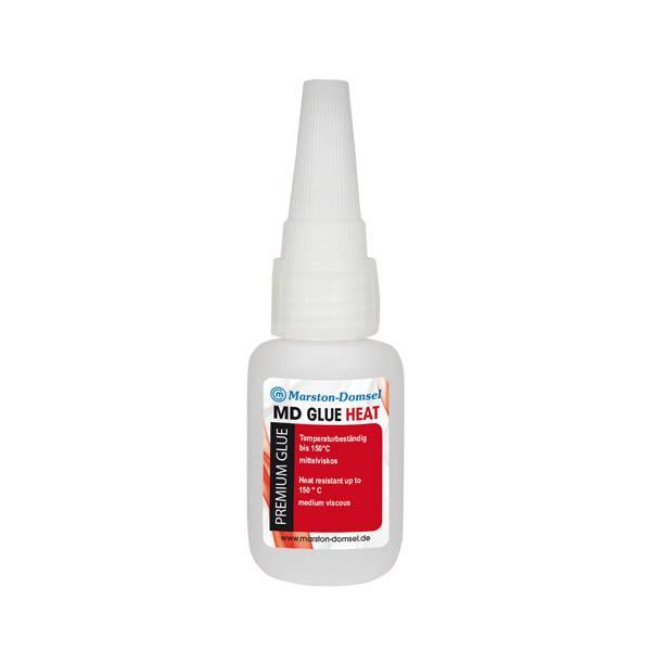 MD PREMIUM GLUE Heat fľaška 20g
