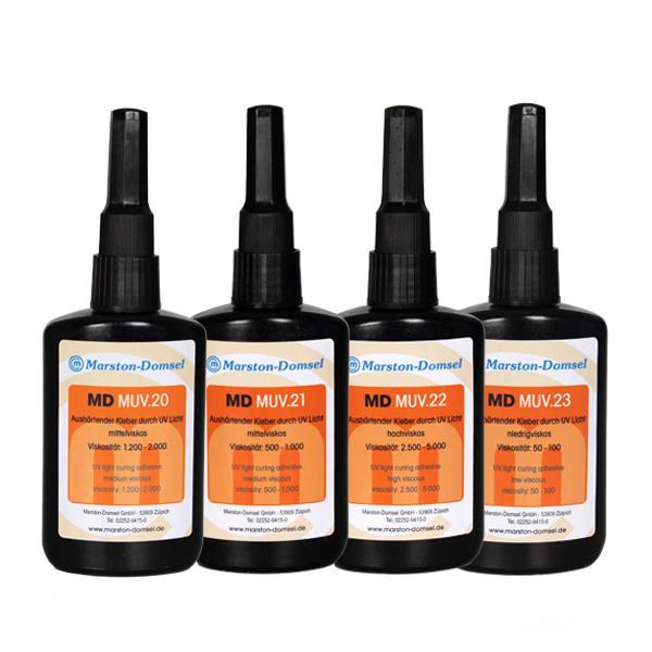 MD-UV Lepidlo 21 fľaška 50g