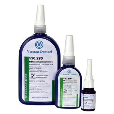 MD- anaeróbne zaistenie 520.290 fľaška 50g