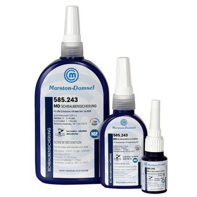 MD- anaeróbne zaistenie 585.243 fľaška 250g