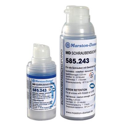 MD- anaeróbne zaistenie 587.245 pumpový dávkovač 15g