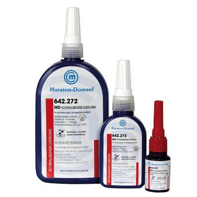 MD- anaeróbne zaistenie 642.272 fľaška 50g