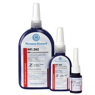 MD- anaeróbne zaistenie 681.262 fľaška 50g