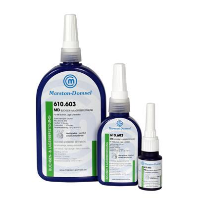 MD- anaeróbne zaistenie 610.603 fľaška 10g