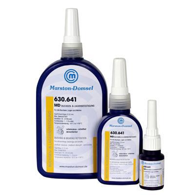 MD- anaeróbne zaistenie 630.641 fľaška 50g