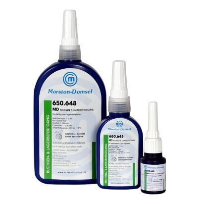 MD- anaeróbne zaistenie 650.648 fľaška 50g