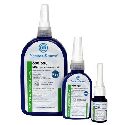 MD- anaeróbne zaistenie 690.638 fľaška 50g