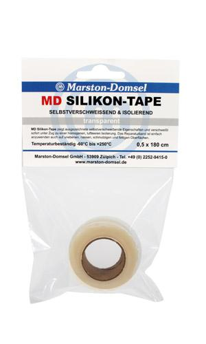 MD-Silikónová páska transparená rolka 1,8m