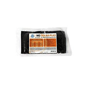 MD-Solar-Plax UV-härtende Reparaturfolie grau Rolle 150x75mm
