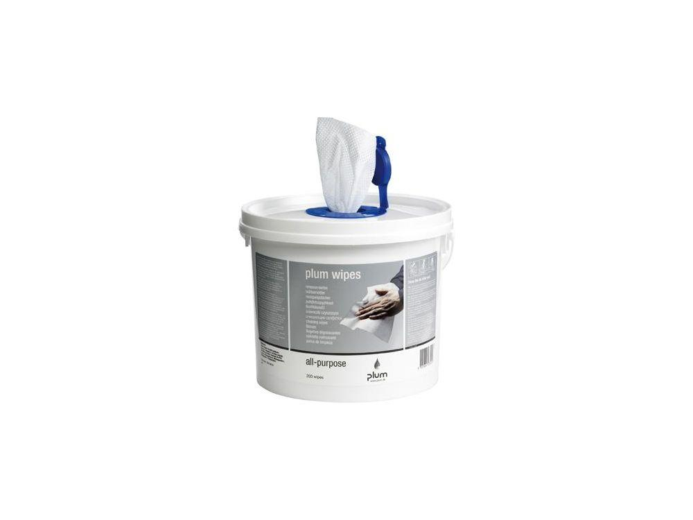 MD-Reinigungstücher 250x320mm 125 Stück im Eimer