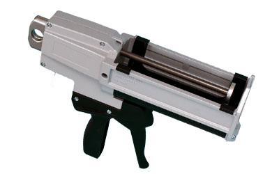 Dosierpistole für 400g 1:1 Doppelspritze aus Metall