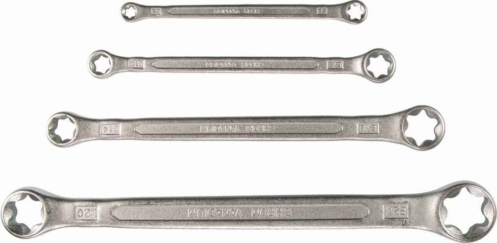 Kľúč očko-očko, E-Profil E14x18