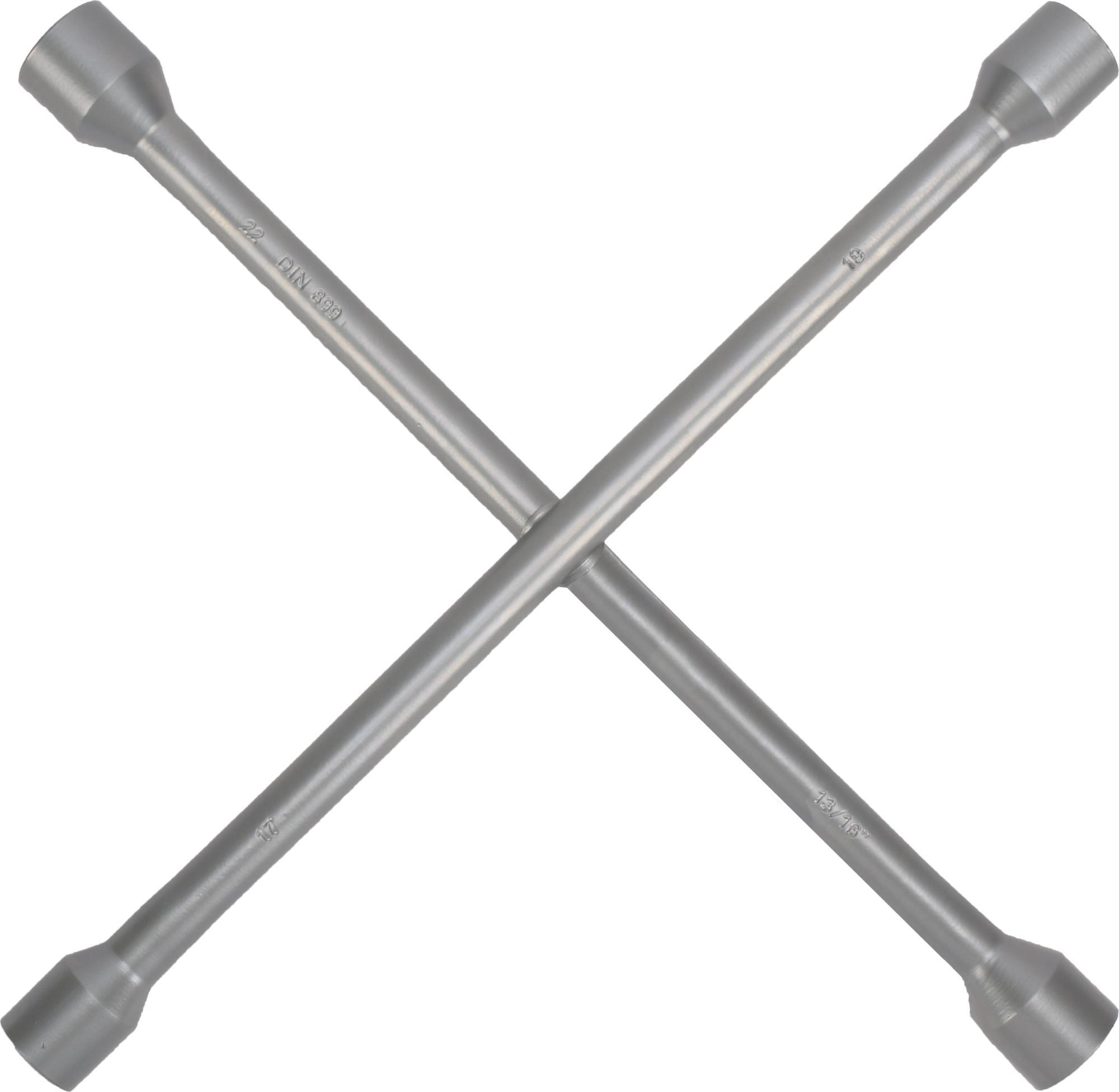 """PKW-Krížový kľúč, Dv 899, 17x19x22 mm x 13/16"""""""