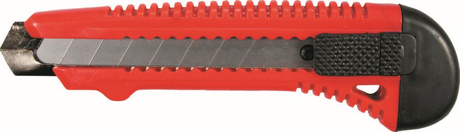 Univerzálny nôž , plast - oceľ, 18 mm