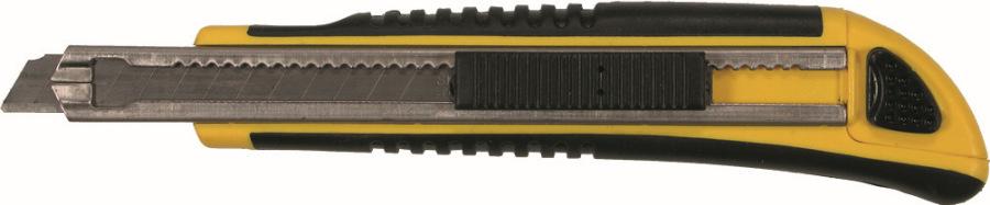 Univerzálny nôž 2K-Griff 9 mm, so zásobníkom a 3 nožmi
