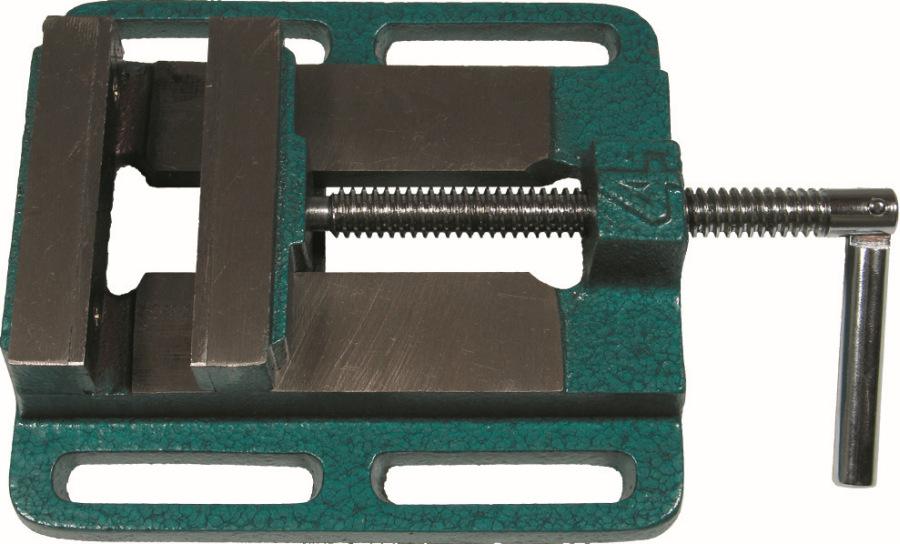 Strojový zverák, 100 mm