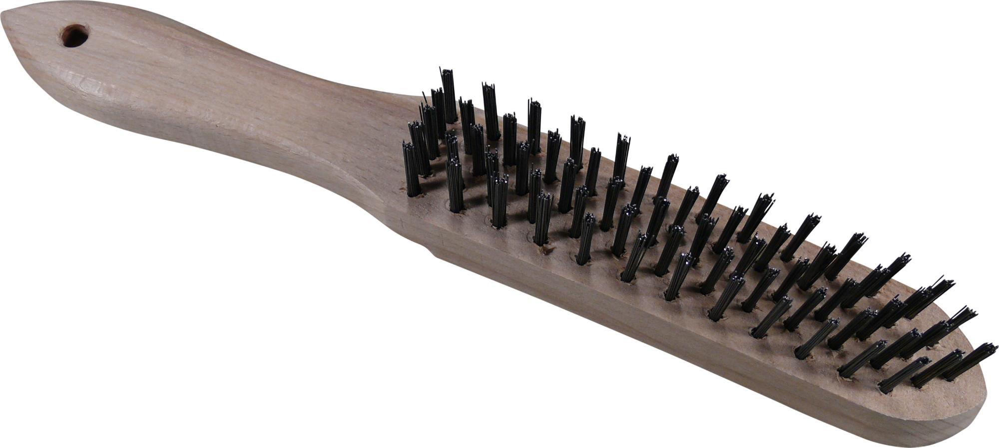 Kefa oceľová, 4-rad, 280 mm