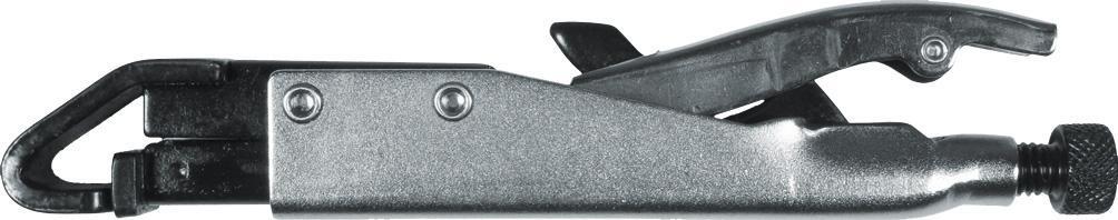 Zváracie-Kliešte upínacie, 210 mm