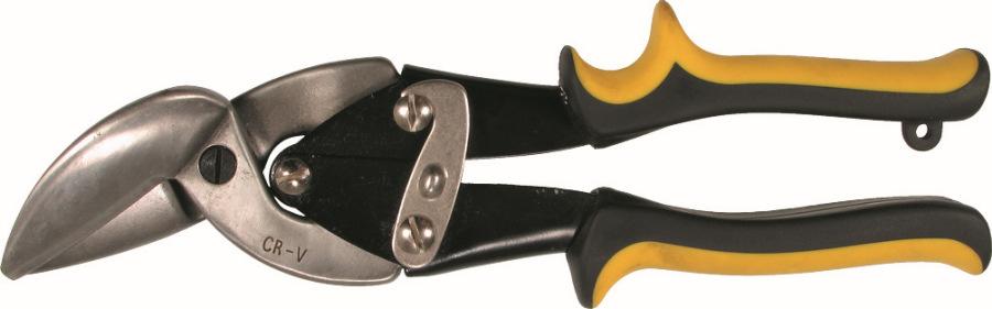 Nožnice na plech, pravé, 250 mm