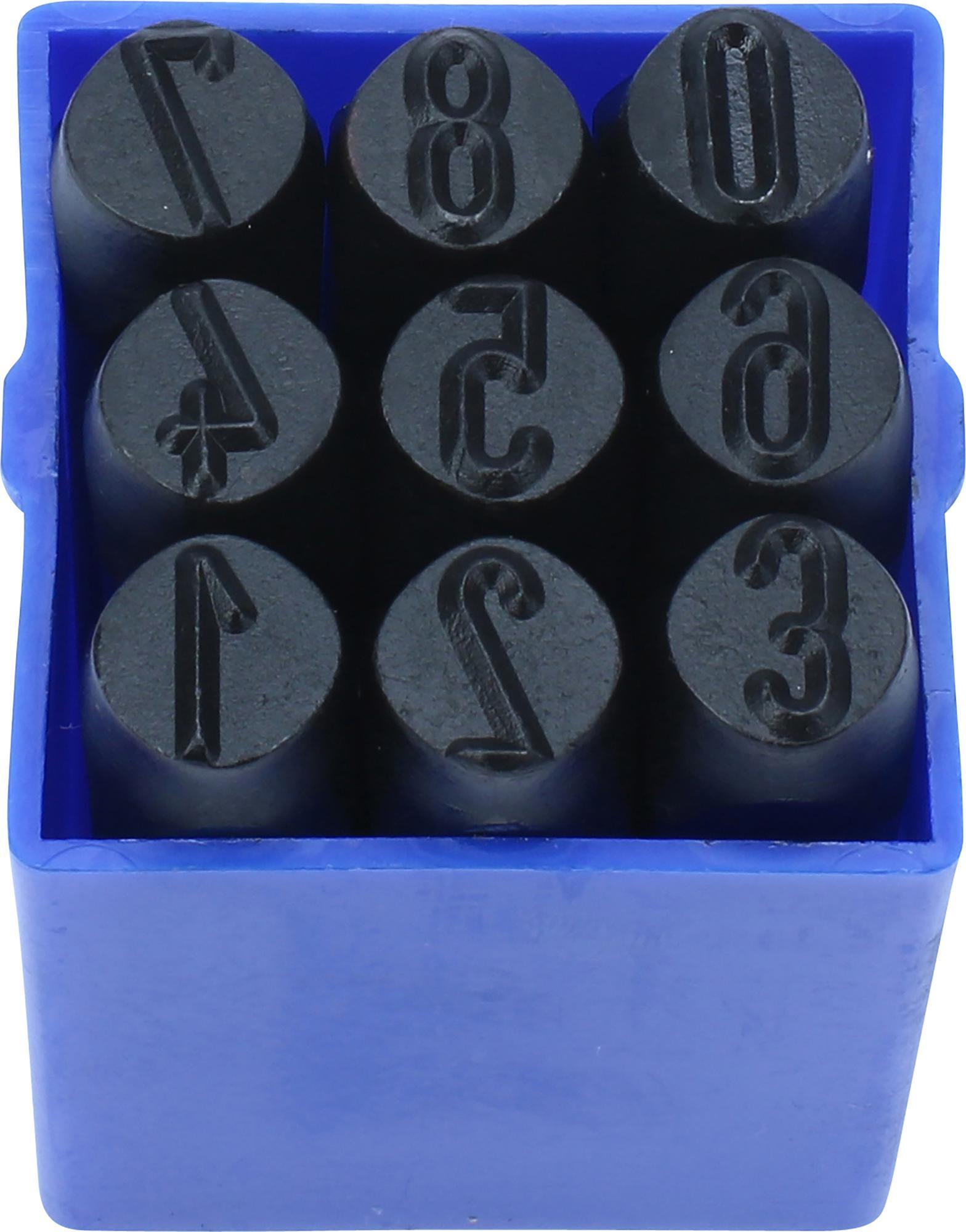 "Raznice ""čísla"", 10 mm"