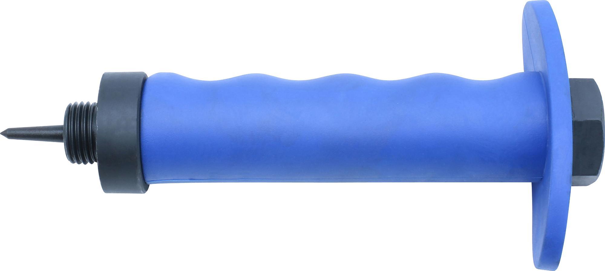 Dierovače sada, 14-dielna., výmenné hlavy 5-35 mm