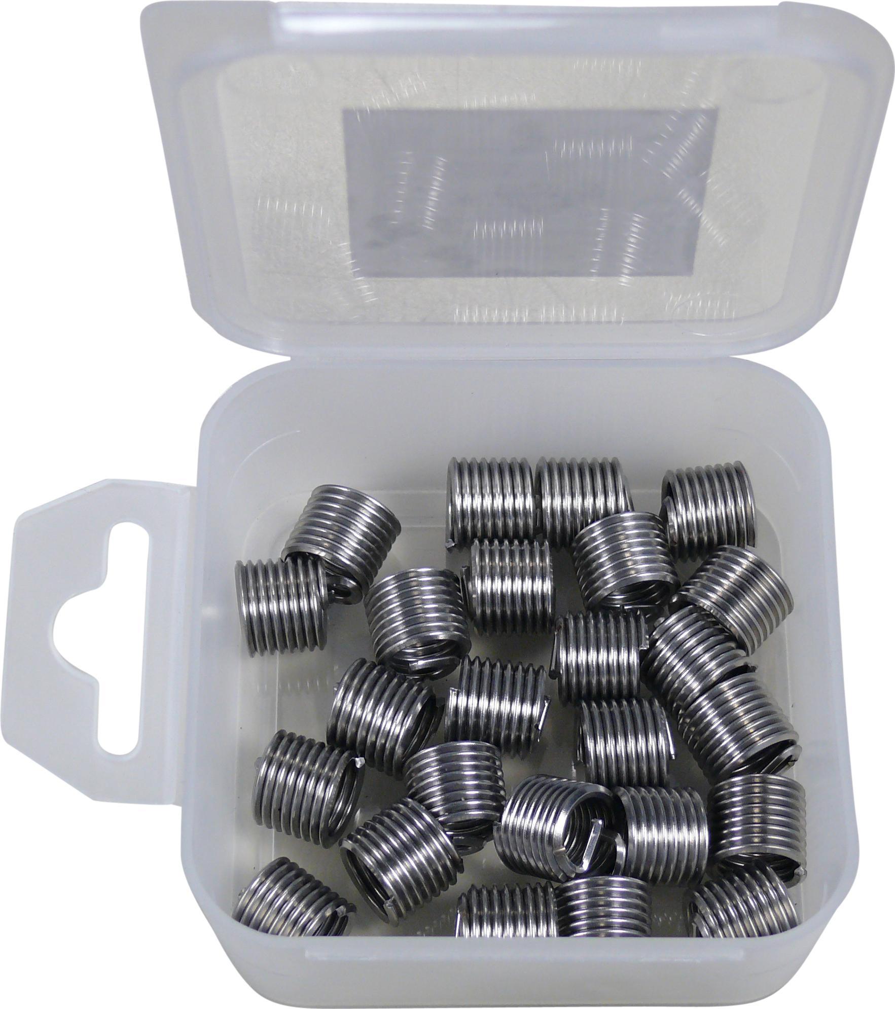 Závitové vložky , 25 ks, M10x1.5
