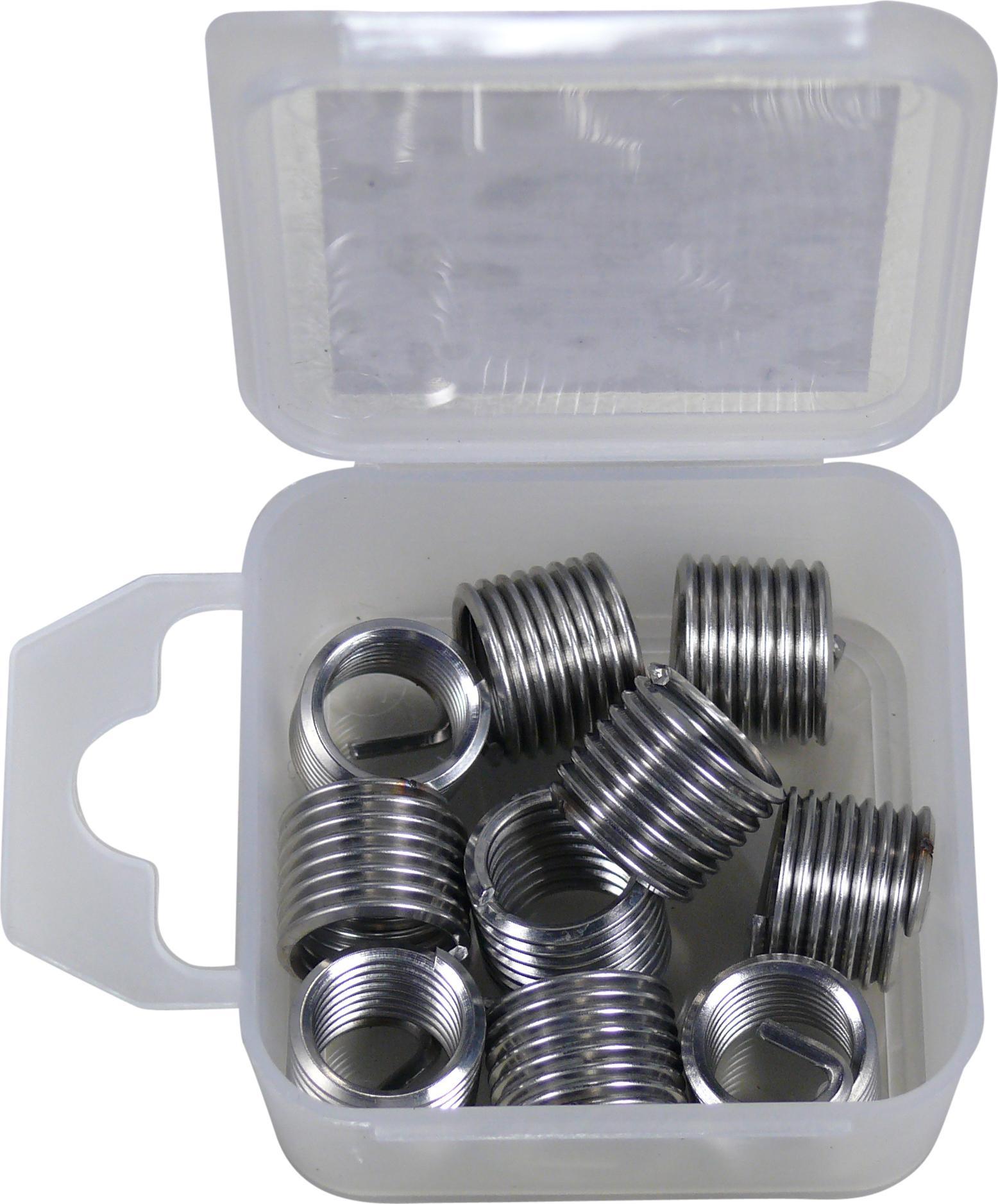 Závitové vložky , 10 ks, M12x1.75