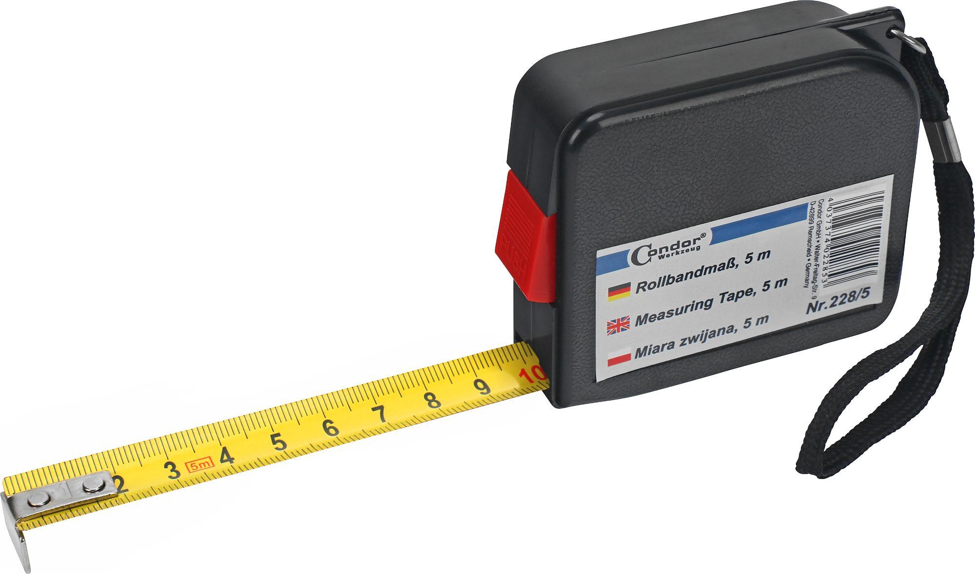 Meter, 5 m