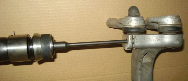 Nastavovacia skrutka VAG 4, ø 6.2 mm