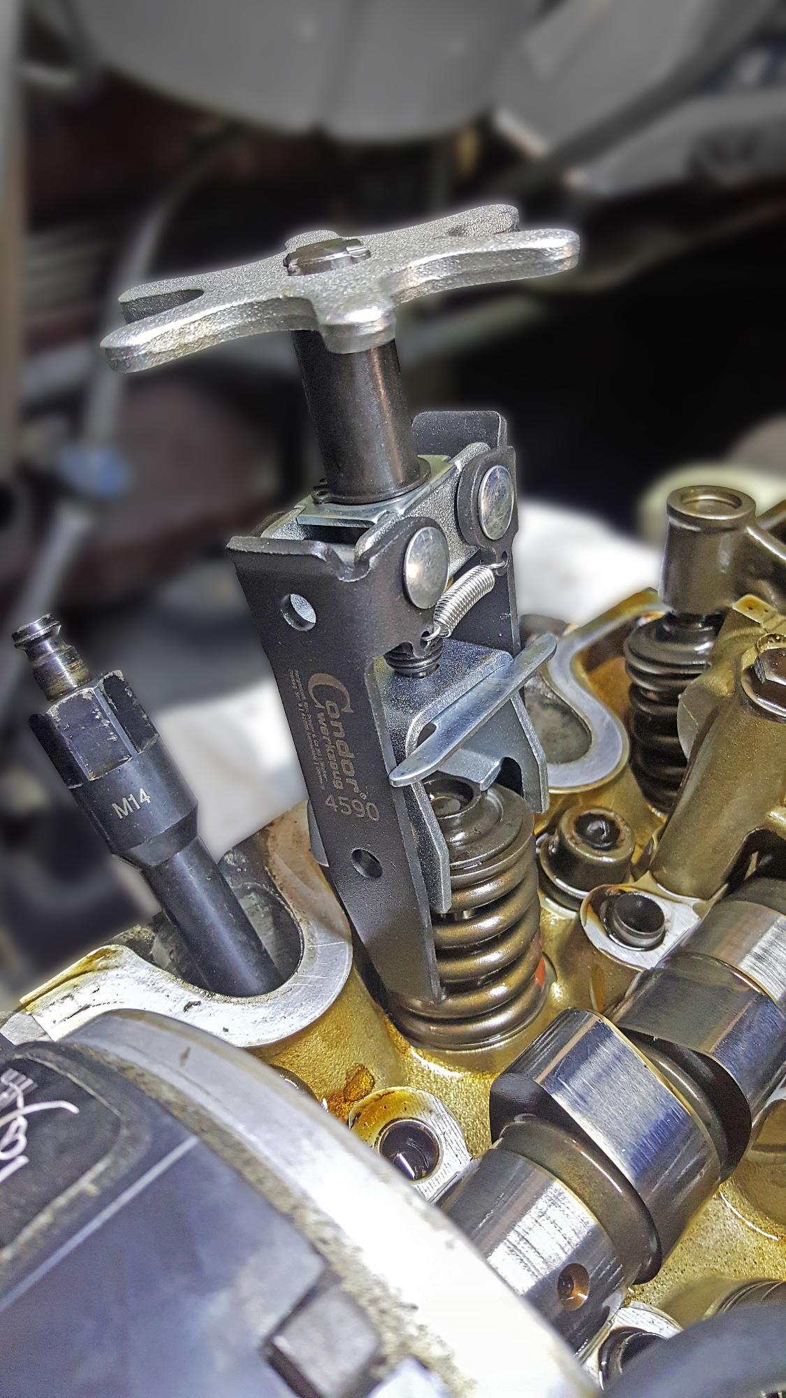 Prípravok na vyberanie ventilov