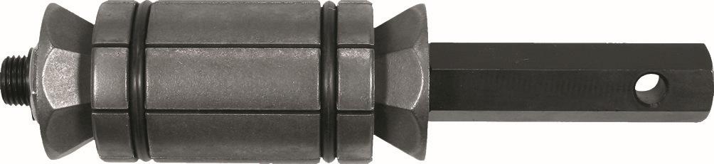 Výfukové potrubie expander , ø 38-62 mm